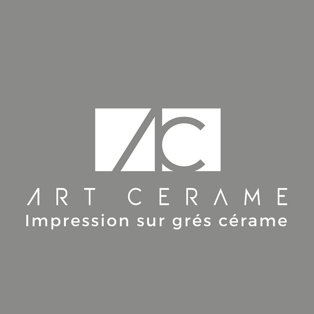 ART CERAME - Impression sur Grès Cérame