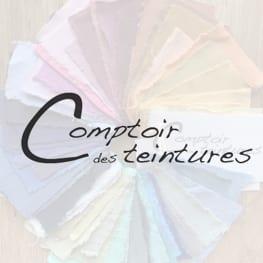 Comptoir des Teintures - Vente de produits