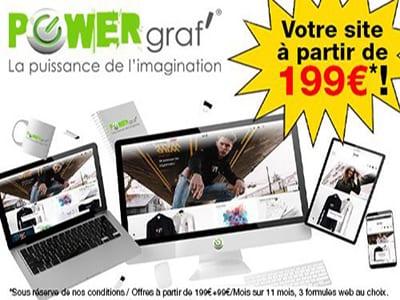 Site web à partir de 199€*